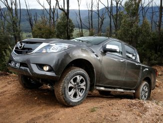 2018 mazda bt-50 gt off-road
