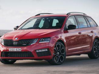 2018 skoda octavia rs 245 wagon