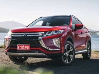 2018 Mitsubishi Eclipse Cross Exceed front