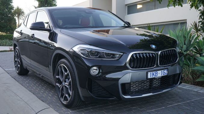 2018 BMW X2 sDrive20i front