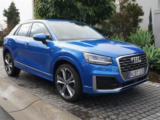 2018 Audi Q2 front