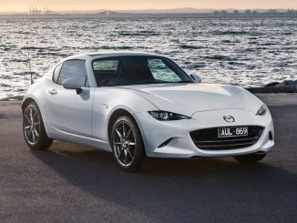 2019 Mazda MX-5 front