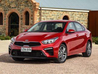 Kia Cerato Sedan Sport+ front