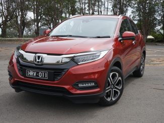 2018 Honda HR-V VTi-LX front