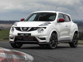2018 Nissan Juke Nismo RS front