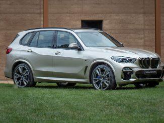 2019 BMW X5 front