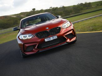 BMW M2 Competition Coupe front