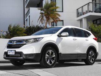 2019 Honda CR-V Vi front