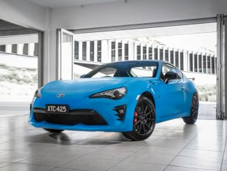 2019 Toyota 86 GTS front