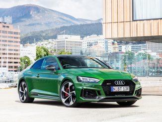 2019 Audi RS 5 Coupé front