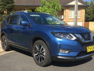 2018 COTY Nissan X Trail STL