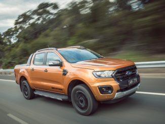 2019 Ford Ranger Wildtrack