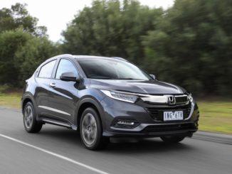 2019 Honda HRV VTi-LX Introduction feature