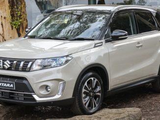 2019 Suzuki Vitara All Grip