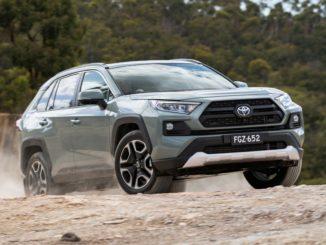 2019 Toyota Rav 4 Edge