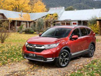 2019 Honda CRV VTI - LX AWD FRONT