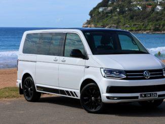 2019 VW Multivan Black edition, Whale Beach, Sydney 28th February 2019