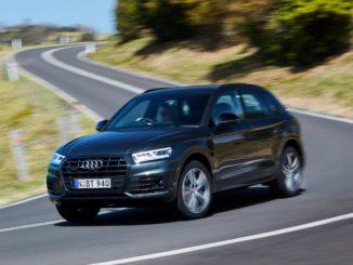 2019 Audi Q5.