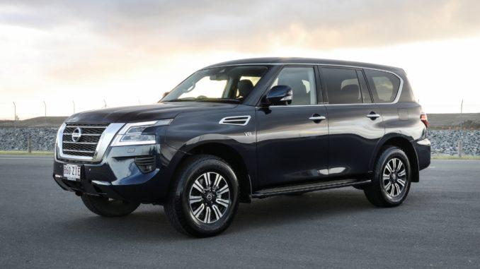 2019 Nissan Patrol Ti