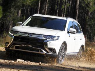 Mitsubishi Outlander Exceed