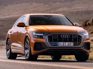 2019 Audi Q8 TFSI Quattro