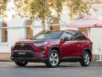 Toyota RAV4 GXL Hybrid