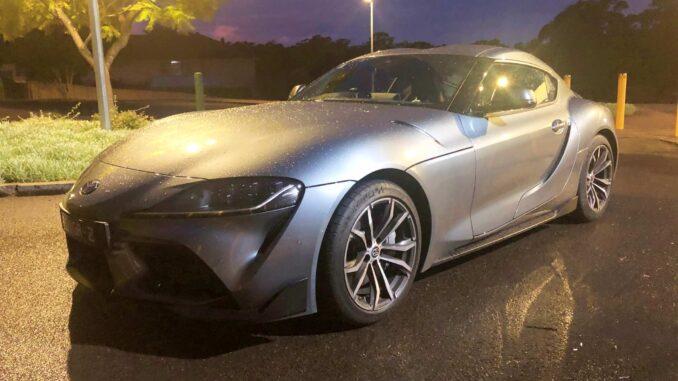2020 Toyota Supra GT