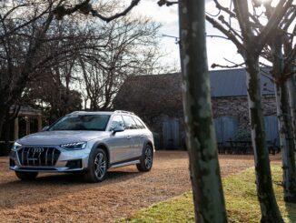 Audi A4 ALLROAD front qtr