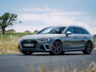 2021 Audi S4 Avant profile